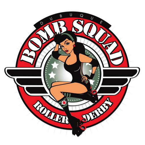 Dubuque Bomb Squad Roller Derby